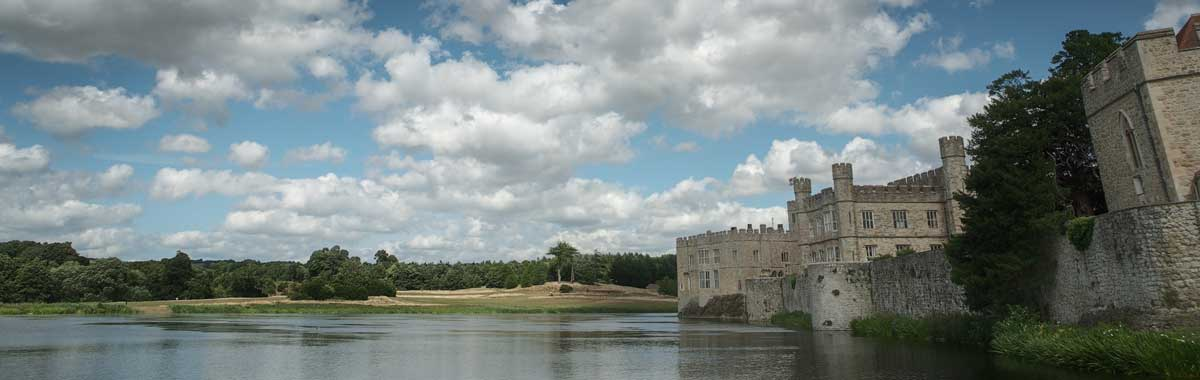 GK Taxation Services offers accounts and taxation services to small businesses in the Medway area. The image shows Leeds Castle, near Maidstone. Kent